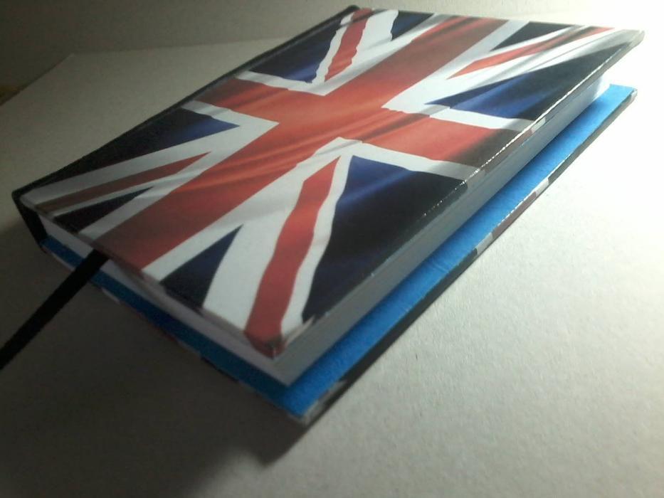 UK-jurnal handmade