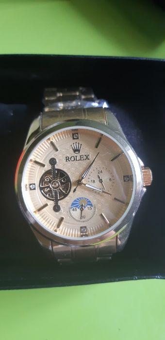 Réplica de Relógio Rolex a corda (não precisa de bateria )