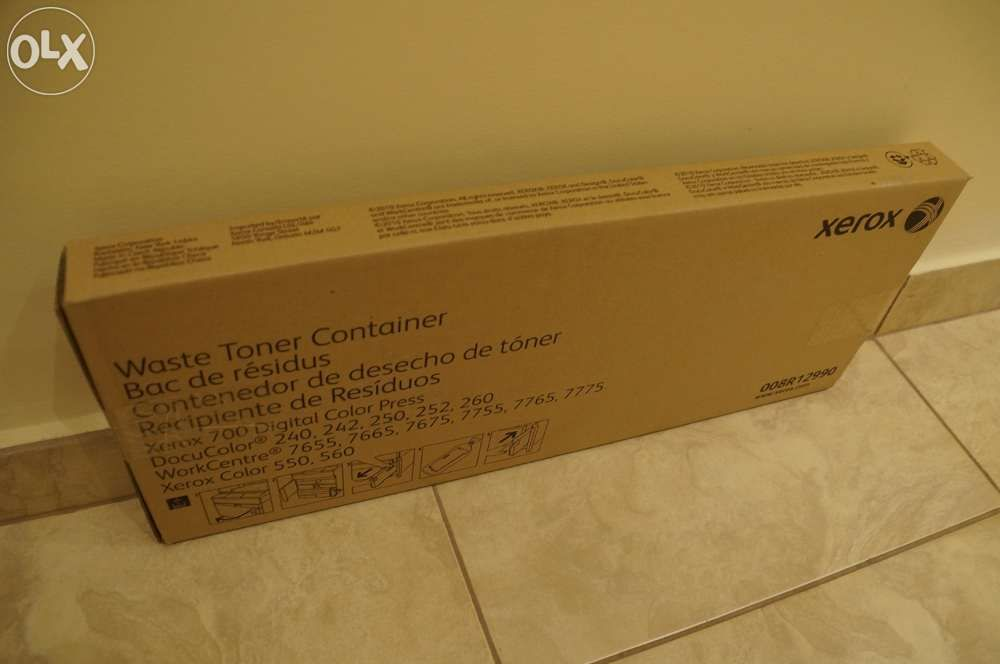 WASTE Container (Tanc toner rezidual) Xerox DocuColor 240 / 250