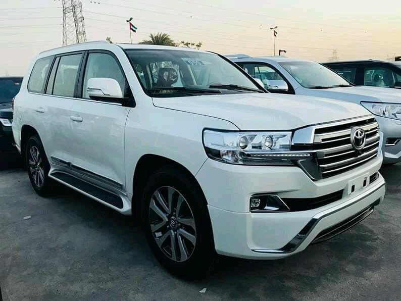 Toyota land Cruiser Prado Avenda