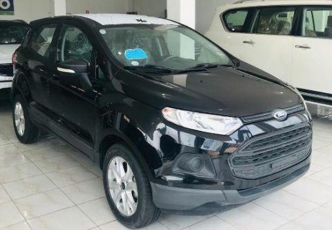 Ford ecosport novo