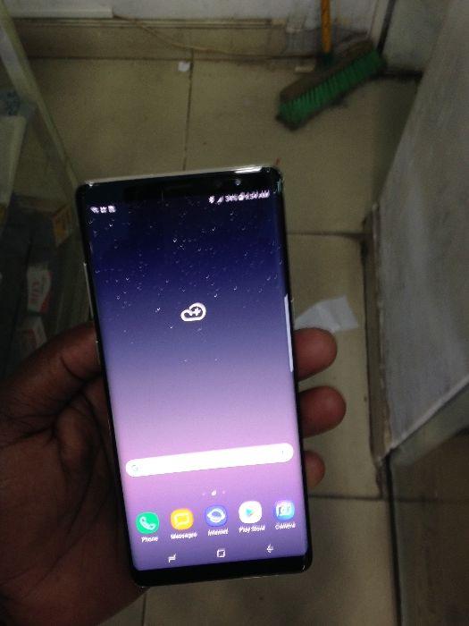 Galaxy note 8 novo fora da caixa com 64 gb