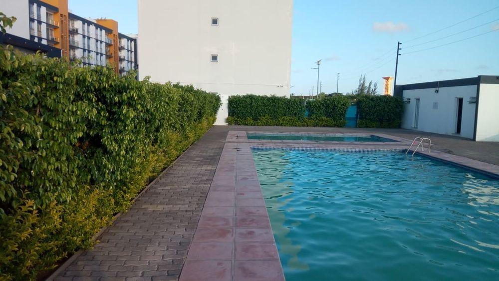Arrenda se luxuoso apartamento tipo4 suíte no Condômino português