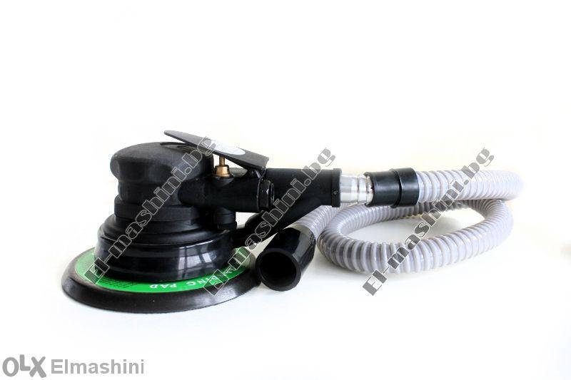 Ексцентършлайф пневматичен Ø150mm Rd-aros01 Raider (ПРОДАЖБИ НА