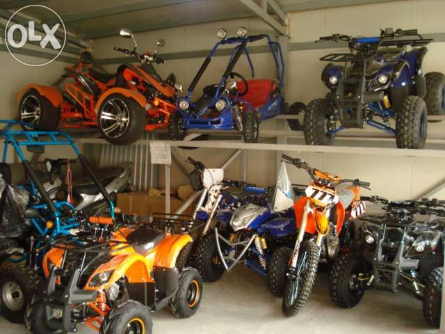 ATV ELIMINATOR RS nou 2018 OffRoads fara Permis