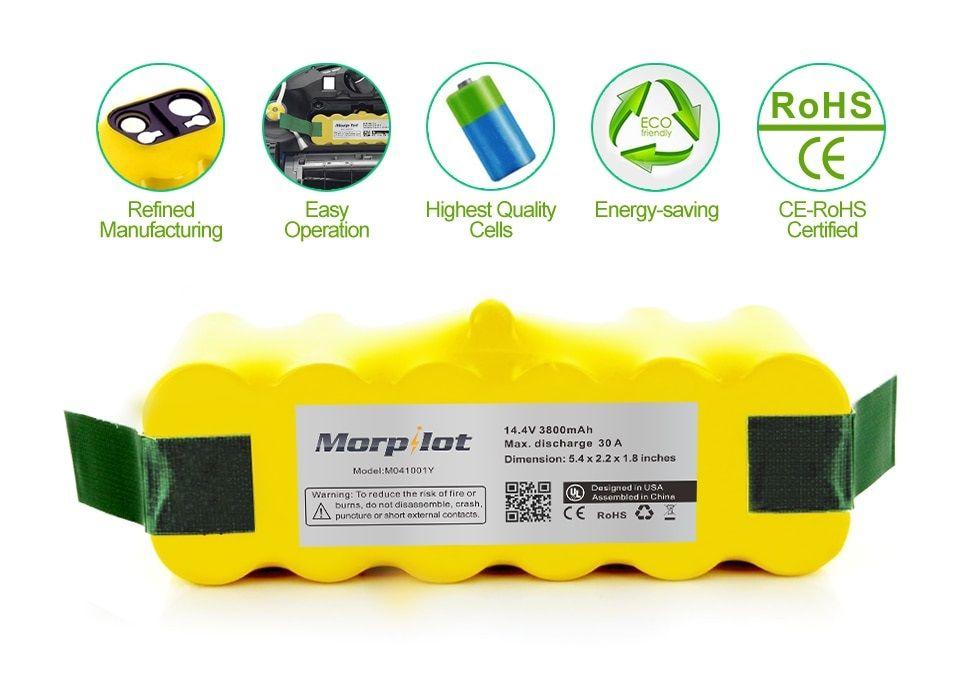 Продавам батерия за прахосмукачките iRobot . гр. Варна - image 10