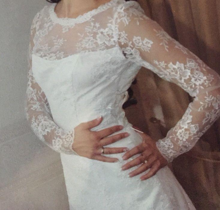 Платье свадебное,европейского стиля
