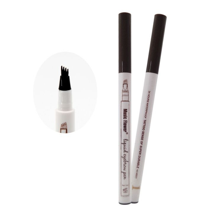Микроблейдинг писалка | Водоустойчив молив за вежди от ново поколение