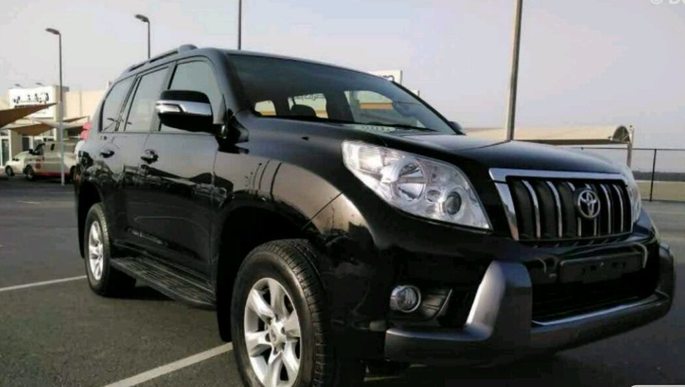 Toyota land Cruiser Prado txl a venda