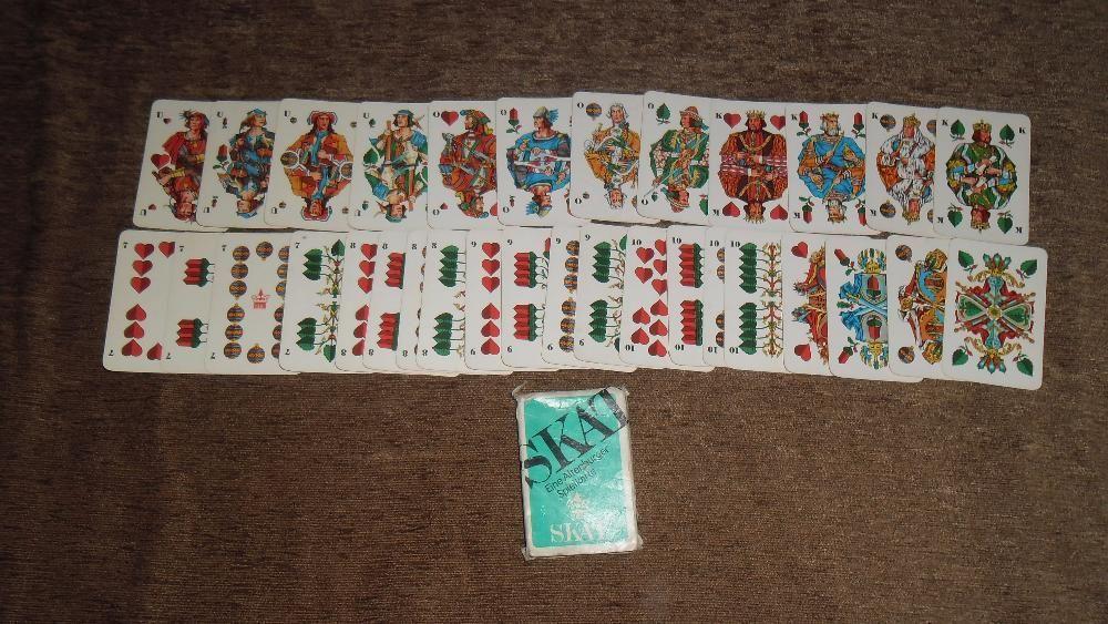 Carti de joc GDR anii 80
