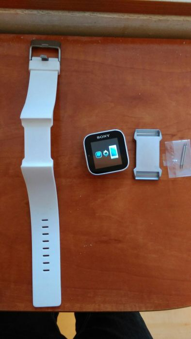 Smartwatch Sony 1