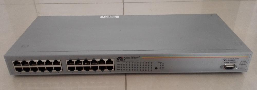 Allied Telesis AT8024-24 портов суич 10/100-24 порта managed L2 switch