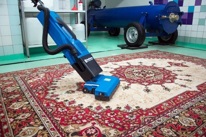 Стирка ковров и чистка мягкой мебели