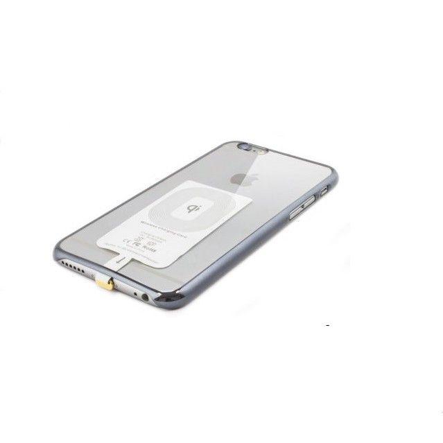 Incarcator Receptor Sticker Pentru Incarcare Wireless iPhone/Samsung