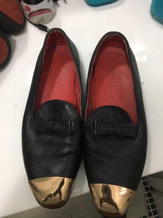 Slippers zanotti clássico