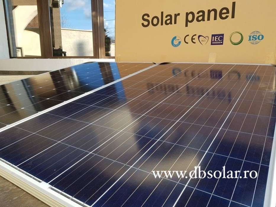 PANOURI SOLARE POLICRISTALINE 260W NOI fotovoltaice curent panou 24V‼️