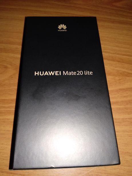Huawei Mate20 Lite Dous 64GB novo na caixa selado