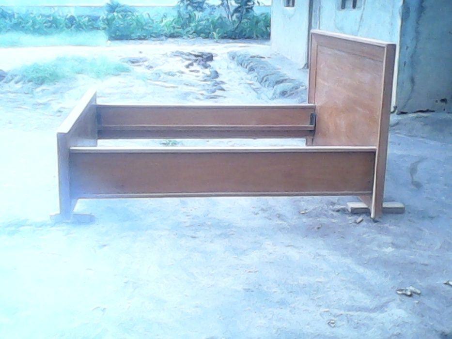 camas de madeira (umbila)