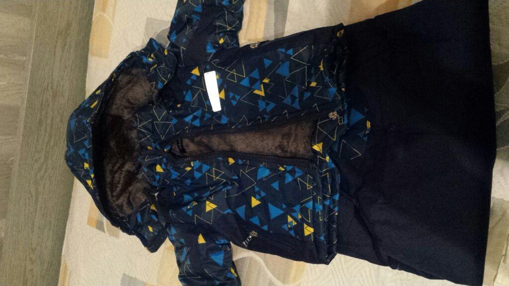 Детски комплект зимно яке и панталон