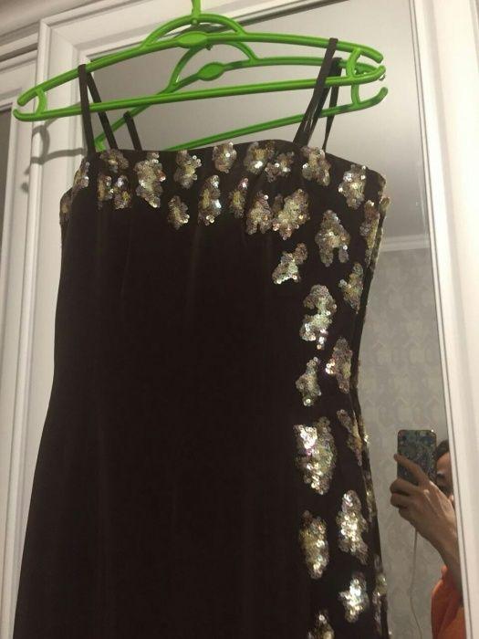 Продам вечернее платье 42 размера