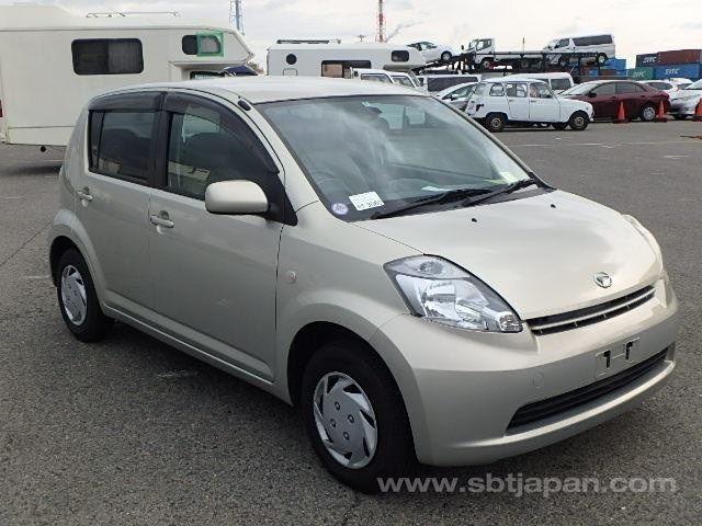 Daihatsu Boon 1.3cc