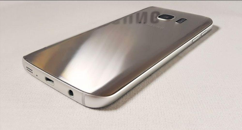 Samsung S7/super novo ! Cores Disponíveis.