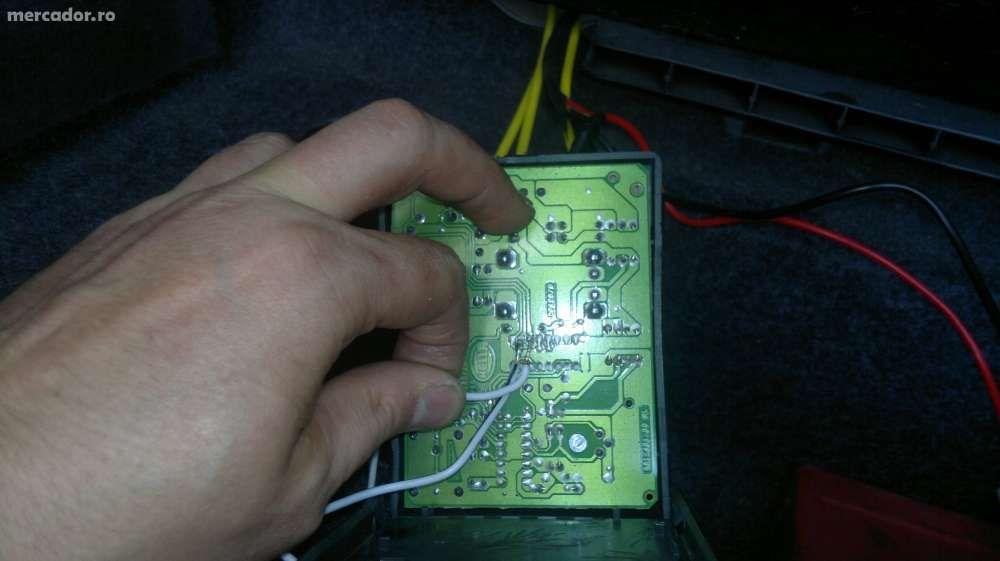 Montez alarma inchidere centralizata telecomanda mercedes A-class