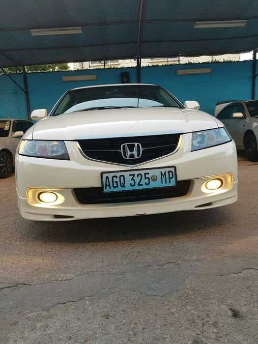 Honda accord recém importado