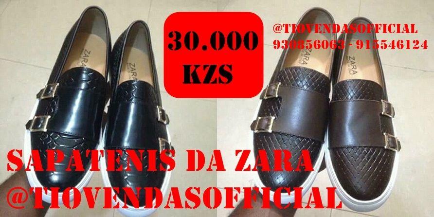 Sapatênis da Zara