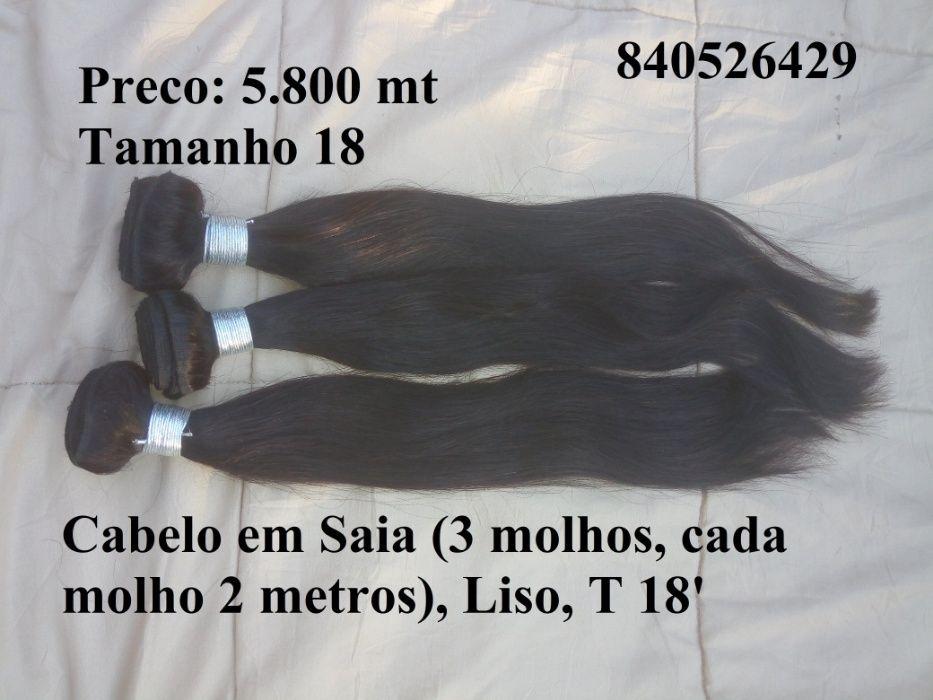 Vendo cabelos Baratos (Maputo)