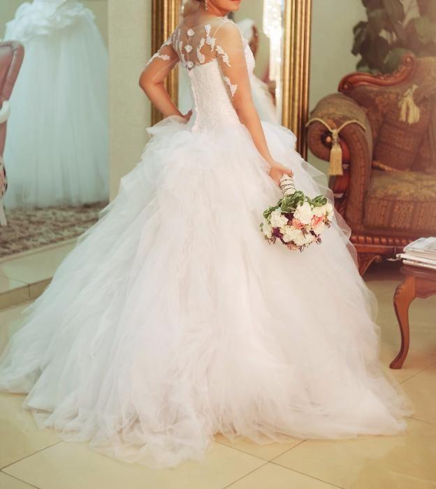 Продам свадебное платье или сдам в прокат!