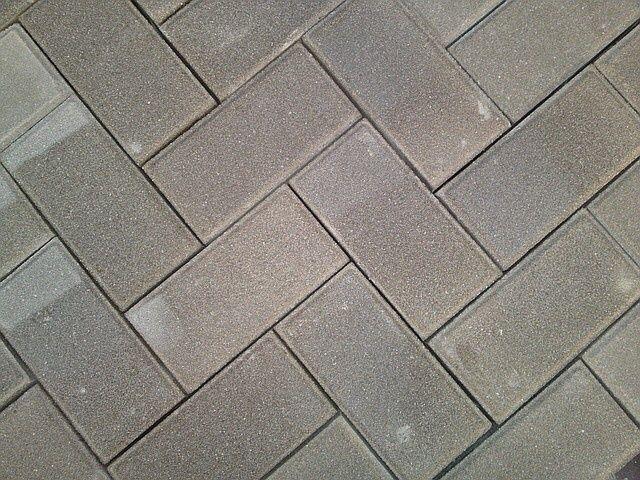 Укладка брусчатки и тротуарной плитки от 900тг