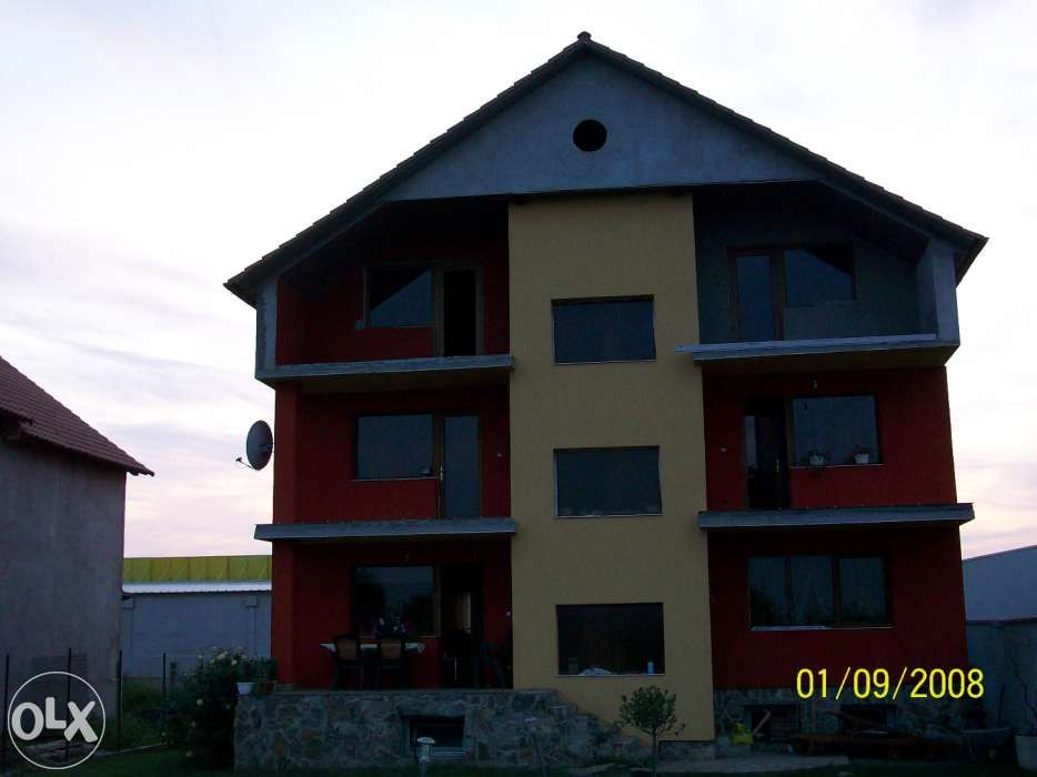 vila in Zimand Cuz