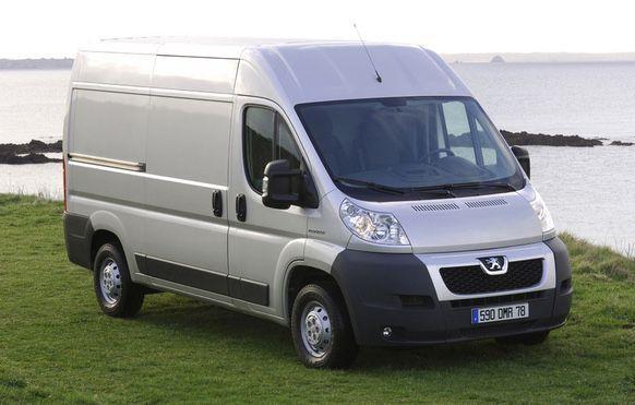 Transport Marfa Duba Peugeot Boxer 3,5t