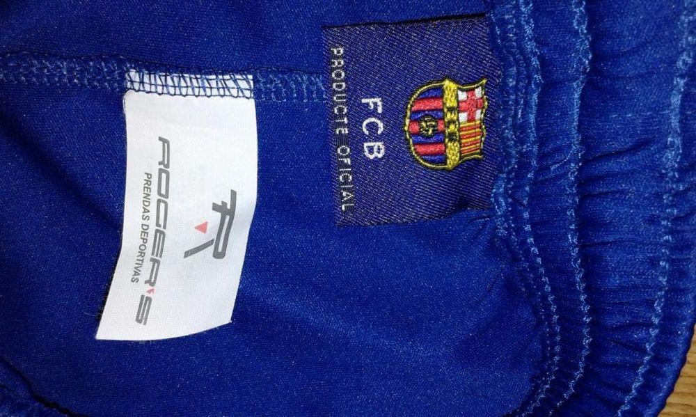 Pantaloni sport cu licența FC Barcelona 29dbd685ac0