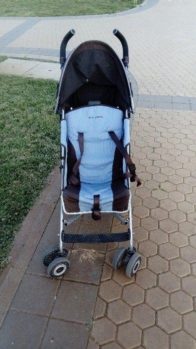 Много качествена бебешка количка McLaren - лека и удобна!
