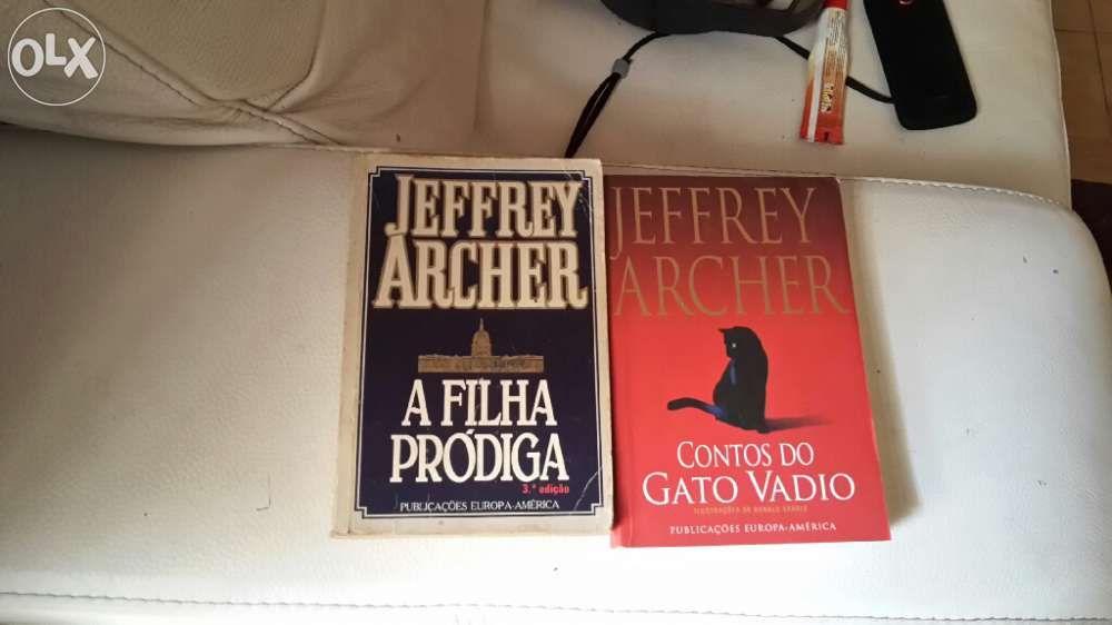 Conjunto De Obras De Jeffrey Archer