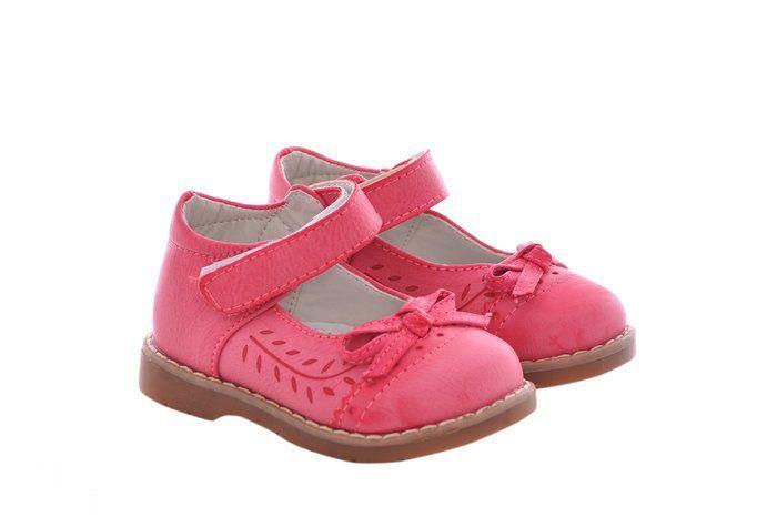 Pantofi fete roz, talpa cauciuc, 22 si 23