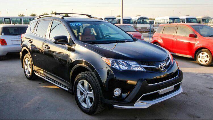 Toyota RAV4 Novo Modelo
