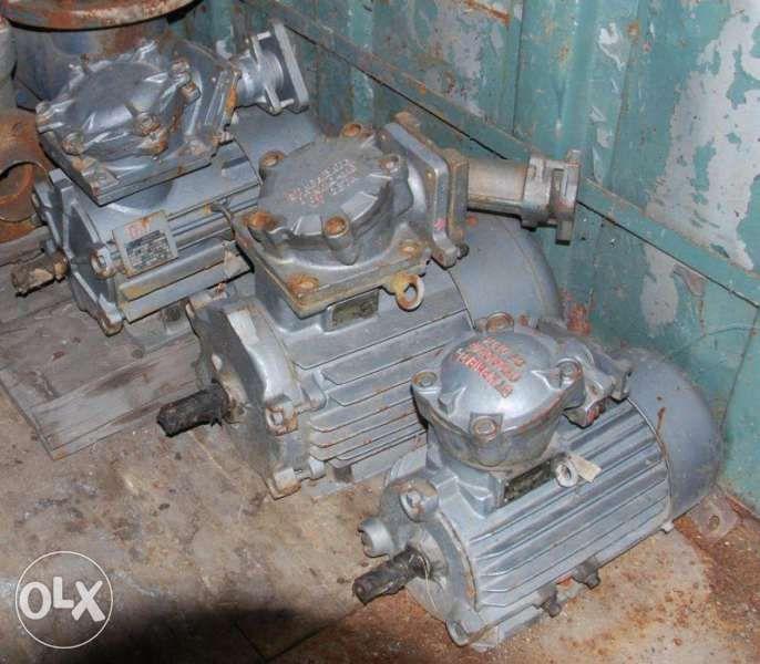 Трифазни ел. двигатели 1,5kW; 2,2kW; 3,0kW; 4,0kW