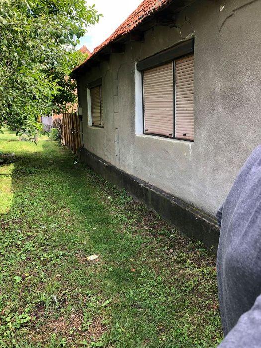 Casa+ teren la raul Timis in Sacu jud Caras