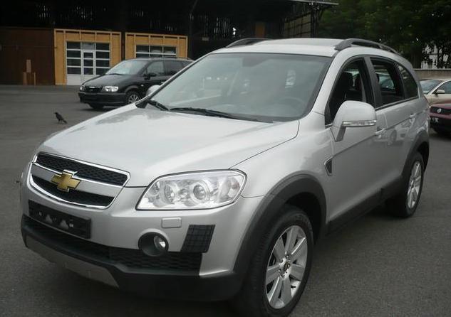 Chevrolet Captiva 2.0DTI/2.0i/2.4i на части 2008