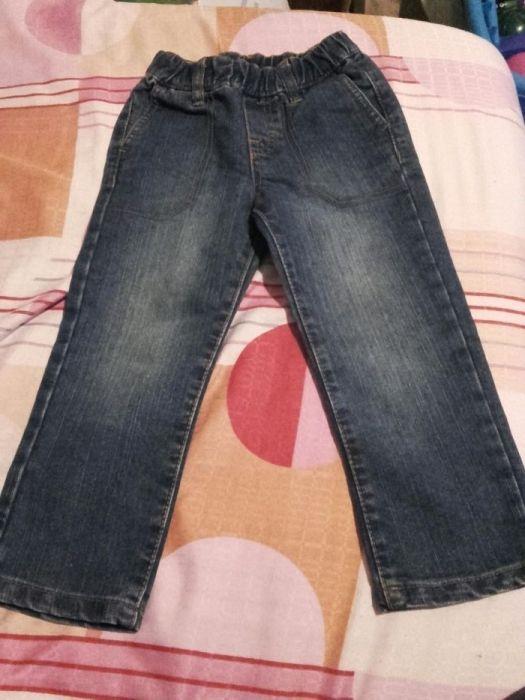 Blugi, pantaloni copii 2-3 ani