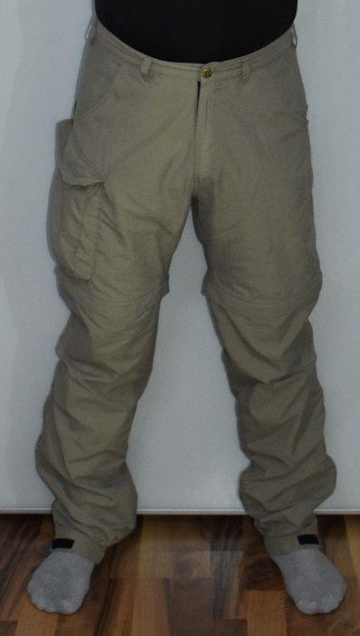 Pantaloni barbati lungi/scurti HAGLOFS CLIMATIC cred M transp inclus Uricani - imagine 1