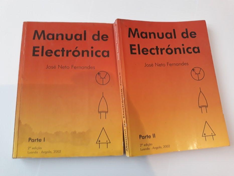 Manual de Electronica do Eng.º José Neto da Cruz Fernandes