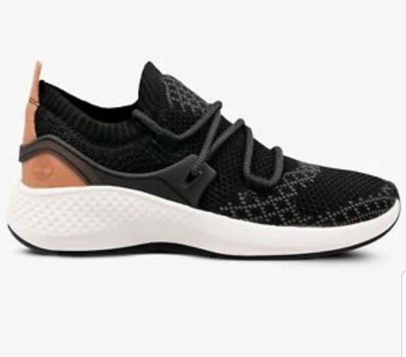 Adidasi Timberland FlyRoam Go Knit Chuk Black A1SRO Originali