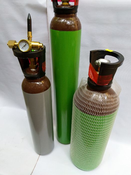 Хелий газ,газови бутилки заредени с Хелий.Обем в кубици:1/1,5/2 и др. гр. Пазарджик - image 1