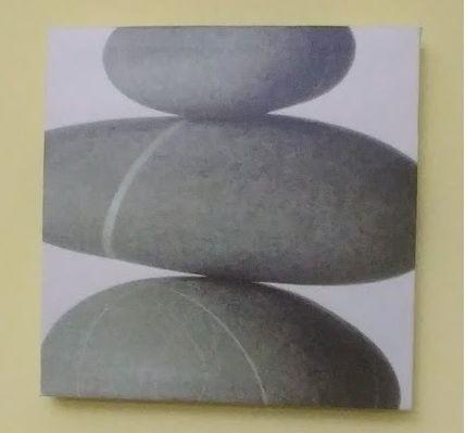 Tablou Canvas Arta Zen Pietre Spa