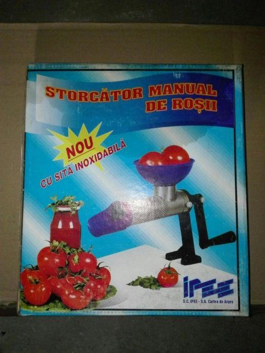 Storcator manual