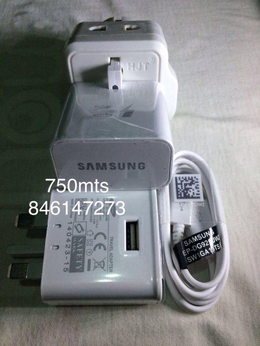 Carregador fast Charging Samsung